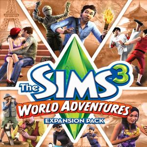Sims 3 World Adventures