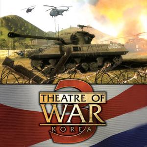 Theatre of War 3 Korea