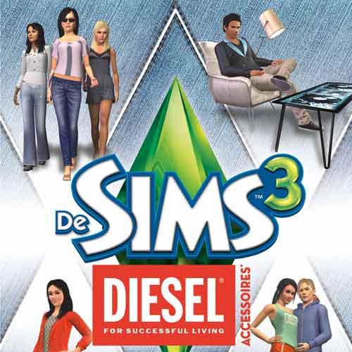 Los Sims 3 Diesel Accesorios