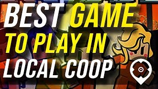 10 grandes juegos con la Local Co-op