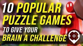 10 juegos de rompecabezas populares para poner a prueba tu cerebro