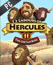 12 Labours of Hercules 2 The Cretan Bull