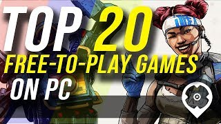 20 juegos gratuitos de PC a los que puedes jugar ahora mismo