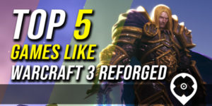 5 mejores juegos como Warcraft 3 reforged