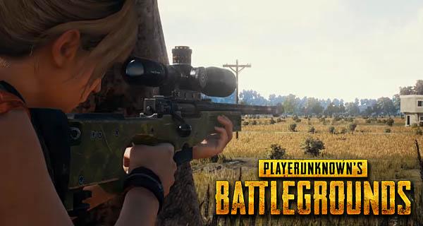 accès anticipé à PlayerUnknowns Battlegrounds
