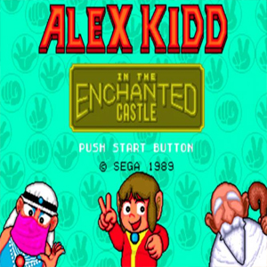 Descargar Alex Kidd in the Enchanted Castle - PC Key Comprar