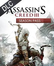 Assassin's creed 3 Season Pass