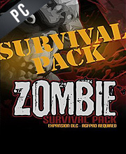 Axis Game Factory's AGFPRO Zombie Survival Pack
