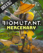 BIOMUTANT Mercenary Class