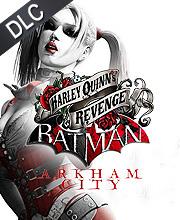 Batman Arkham City Harley Quinn's Revenge