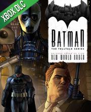 Batman The Telltale Series Episode 3 New World Order