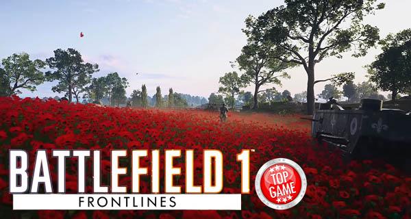Video de introducción del nuevo modo Frontlines para Battlefield 1
