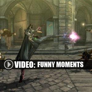 Bayonetta Funny Moments