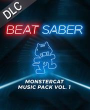Beat Saber Monstercat Music Pack Vol. 1