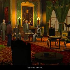 Black Mirror - Mansion