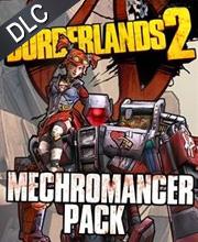 Borderlands 2 Mechromancer Pack