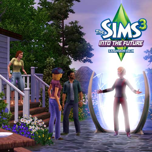 Descargar Sims 3 Into the Future - PC key Origin