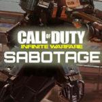El DLC Sabotage para Call of Duty Infinite Warfare Disponible Hoy
