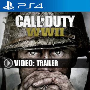 Call of Duty WW2 PS4 Precios Digitales o Edición Física