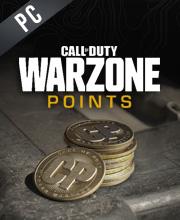 Call of Duty Warzone Puntos