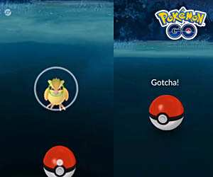 Catch Pokemon