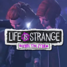 Presentación de Chloe y Rachel en el video de Life is Strange Before the Storm