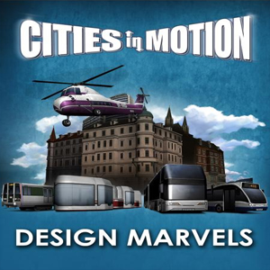 Descargar Cities in Motion Design Marvels - PC Key Comprar