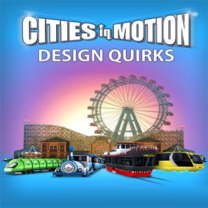 Descargar Cities in Motion Design Quirks - PC Key Comprar