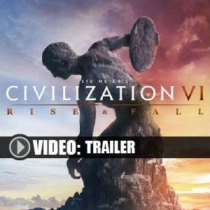 Comprar Civilization 6 Rise and Fall CD Key Comparar Precios