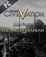 Civilization 5 Cradle of Civilization Map Pack Mediterranean