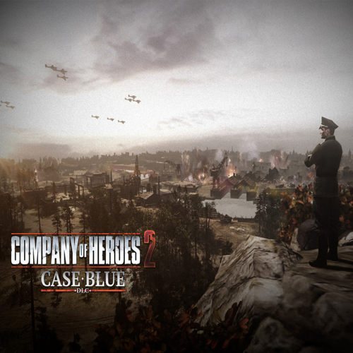 Descargar Company Of Heroes 2 Theatre Of War - Case Blue DLC - PC Key Comprar