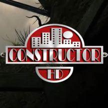 El trailer video de introducción para Constructor HD creado por System 3
