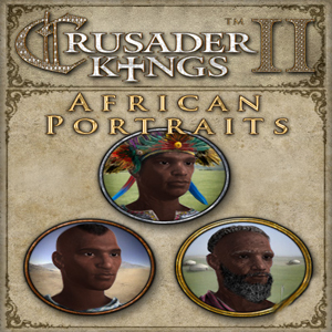 Descargar Crusader Kings II African Portraits DLC - PC Key Comprar