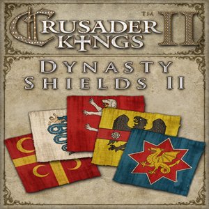 Descargar Crusader Kings II Dynasty Shield II DLC - PC Key Comprar