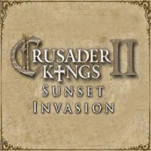 Descargar Crusader Kings II Sunset Invasion - PC Key Comprar