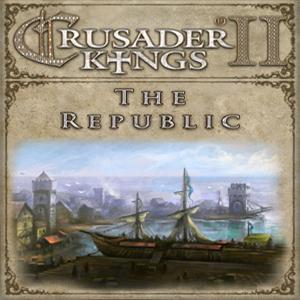 Descargar Crusader Kings II The Republic Expansion - PC Key Comprar