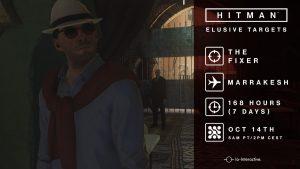 Hitman Elusive Target 11