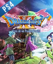 Dragon Quest XI Ecos de un Pasado Perdid