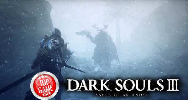Ashes of Ariandel Dark Souls Cover
