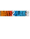DAYS2PLAY cupón código promocional