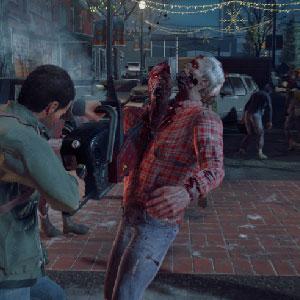 Enorme brote de zombies