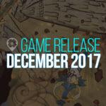¡Aqui estan los Juegos publicados en Diciembre 2017!