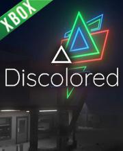 Discolored