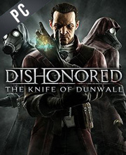 Dishonored DLC The Knife of Dunwall