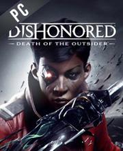Dishonored La muerte del Forastero
