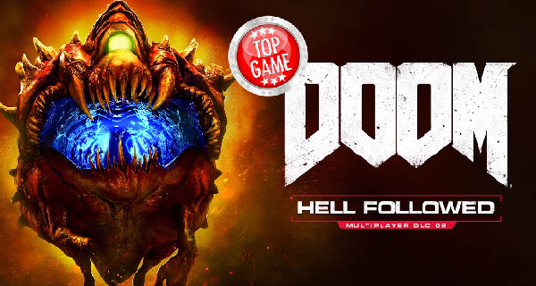 Doom Premium DLC Cover