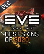 EVE Online Best of 2020 SKINs