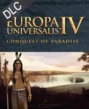 Europa Universalis 4 Conquest of Paradise