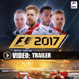 Comprar F1 2017 CD Key Comparar Precios