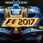 ¡Nuevo coche clasico revelado en F1 2017!